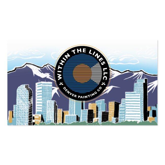 Denver Painters Card