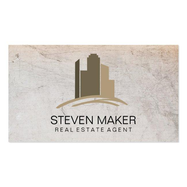 Homes | Real Estate Agent Business Card