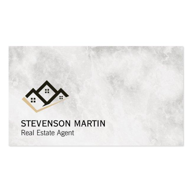 Real Estate Investor | Executive Marble Business Card