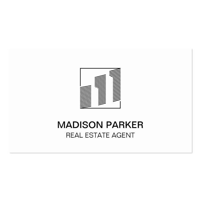 Realtor | Commercial Private Properties Business Card