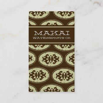 311 makai business card palm