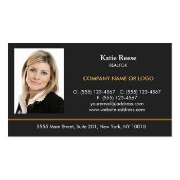 Small Add Photo Insert Real Estate Professional Front View