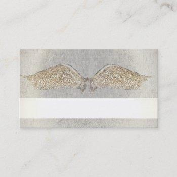 angel wings,christian,spiritual,business cards