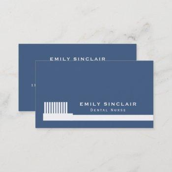 any color toothbrush, dentistry, dentist business card