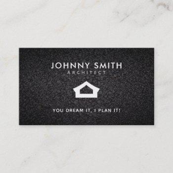 architect slogans business cards