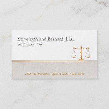 attorney business card business card