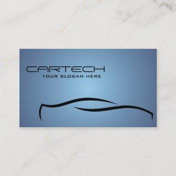 automotive - business cards