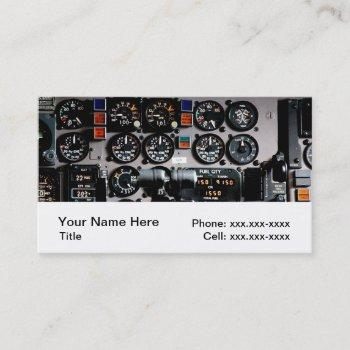 aviation business cards