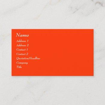 avsar custom business cards