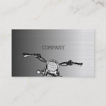 bike business card