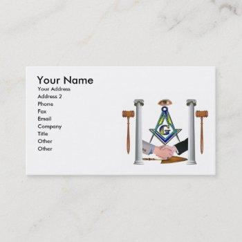 brothers business card