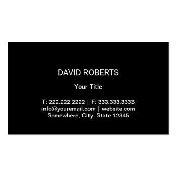 Small Car Washing Auto Detailing Automotive Business Card Back View