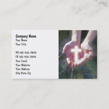 christian business cards