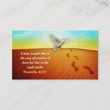 christian business cards with logo
