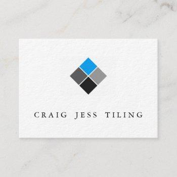 clean and professional pack of business cards