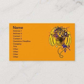 disco_ball business card