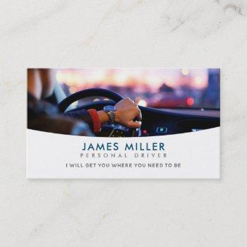 driver slogans business cards