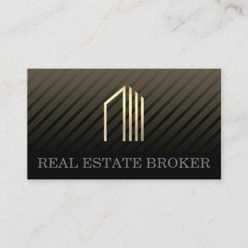 financial industry | realtor business card