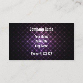 fractal tiles. business card