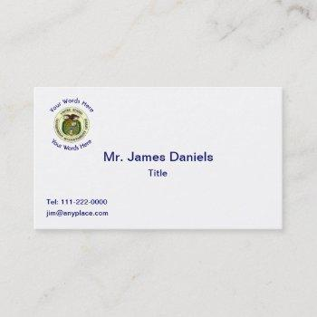 government accountability office gao business card