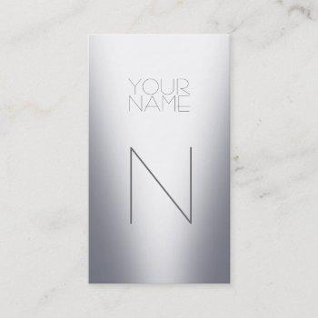 groupon fashion elegant business card
