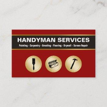 handyman business cards