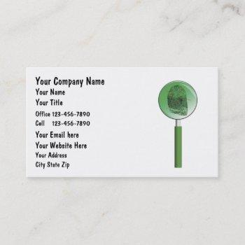 identity business cards