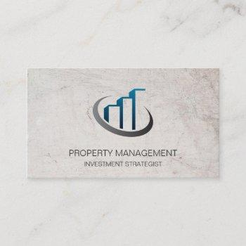 investor | real estate agent business card