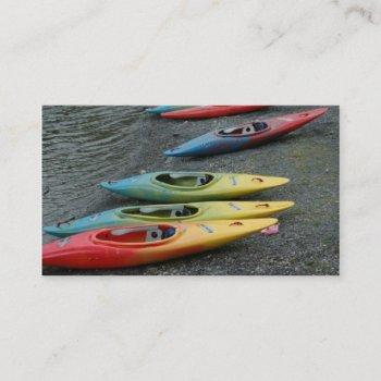 kayak delight business/pers card