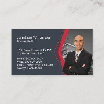 keller williams business card bc18027-kw