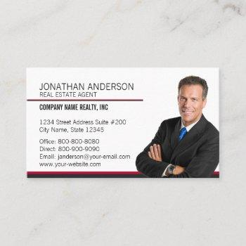 keller williams real estate business card