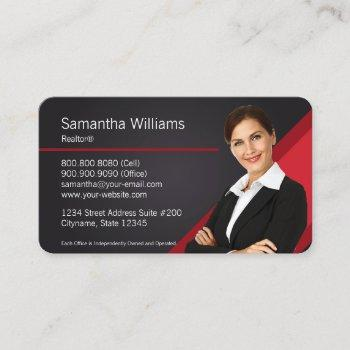 keller williams realty business card