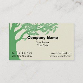 lawn business cards new
