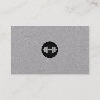 modern elegant minimal style look business card
