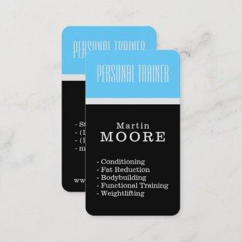 modern split space elegant cover business card
