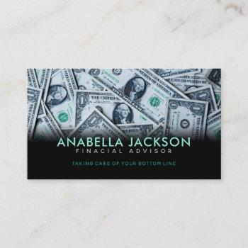 money business cards