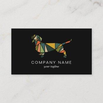 pet care | dog walking | dog lover business card