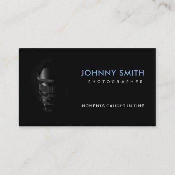 photographer slogans business cards