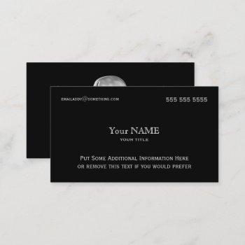 pirate silver business card