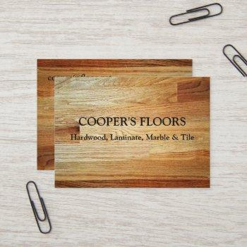 planks business card