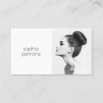 professional artist and photographer photo card