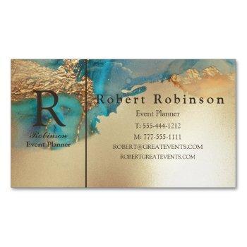 professional custom business card magnet