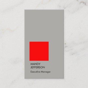 professional elegant modern premium luxury trendy business card