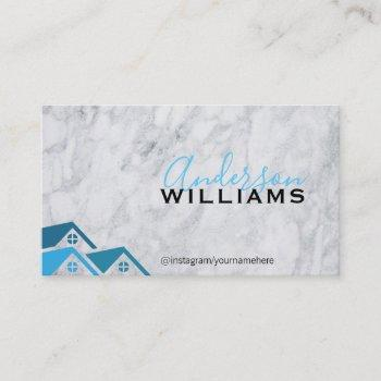 real estate agent | signature realtor business card