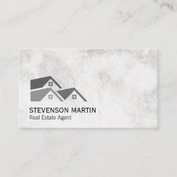 real estate investor | executive marble | realtor business card