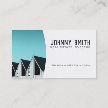 real estate investor slogans business cards