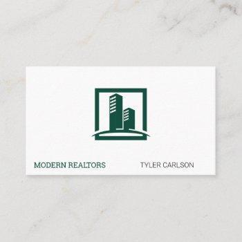 realtor | real estate agent | investors business card