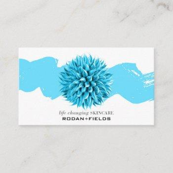 rodan and fields watercolor business cards