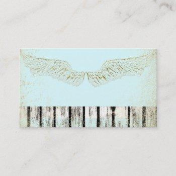 rustic, spiritual, angel wings, business cards, business card