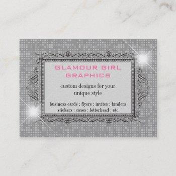 sparkle & shine : business cards